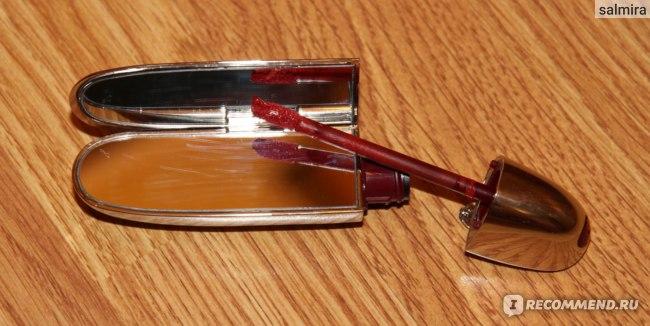 Жидкая губная помада Guerlain Rouge G L'extrait фото