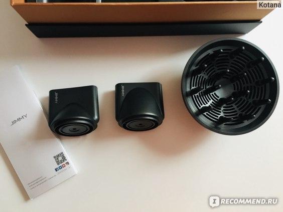 Фен для волос с ионизацией Xiaomi JIMMY F6 отзыв