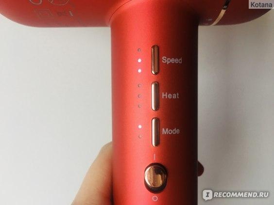 Фен для волос Xiaomi JIMMY F6 отзыв
