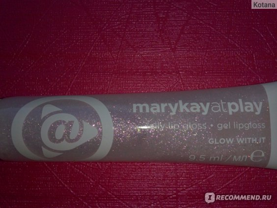 Блеск для губ Mary Kay At Play фото