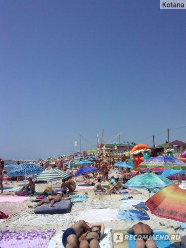Железный Порт, пляж, фото