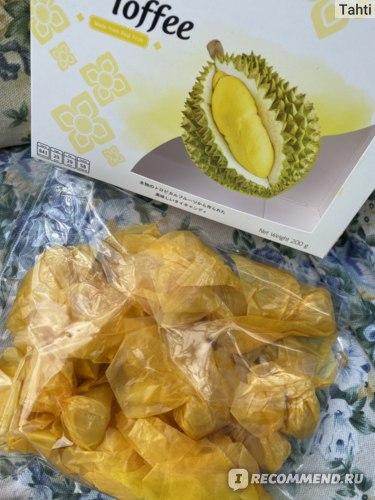 конфеты с дурианом