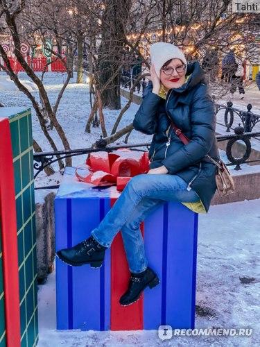 Главная Рождественская Городская Ярмарка в Санкт-Петербурге фото