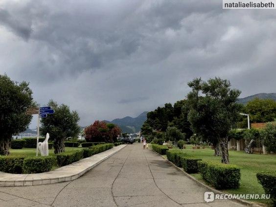 Черногория, Свети-Стефан фото