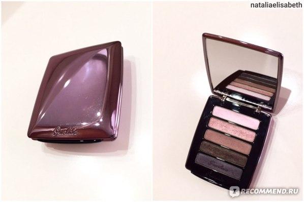 Набор декоративной косметики Guerlain La selection couleurs makeup palette eye-lips фото
