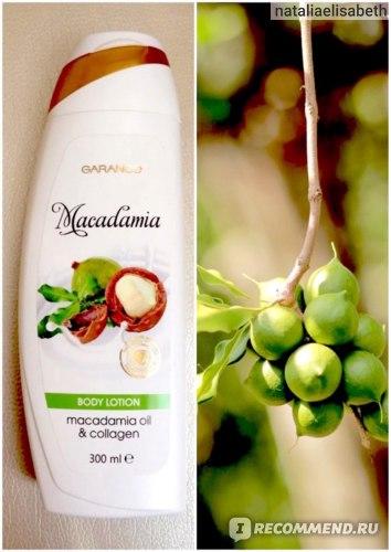 Бальзам для тела Garance Macadamia Body Lotion фото