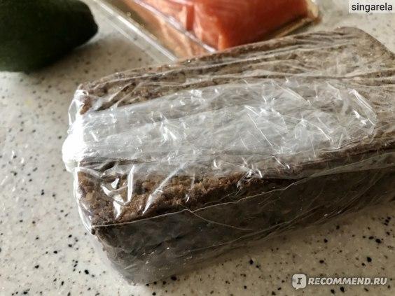 Хлеб Сибирский Пекарь Зерновой 6 злаков с полбой фото