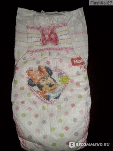 Подгузники Huggies Ultra Comfort Для девочек фото