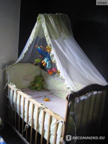 """Мобиль в кроватку Tiny Love """"Лесные серенады"""" фото"""