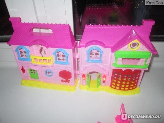"Sweet House Peppa & Family Игровой набор ""Милый дом свинок Пеппа"" фото"