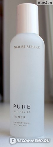 Тонер Nature Republic Pure Bud Relief фото