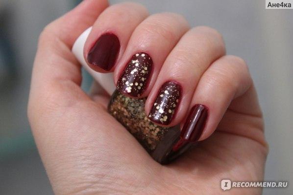"""Лак для ногтей Avon Декоративное покрытие для ногтей  """"Феерия блеска"""" фото"""