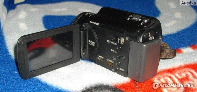 Panasonic HDC-HS80 фото