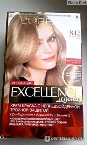 Краска для волос L'Oreal Excellence Blond Legend фото