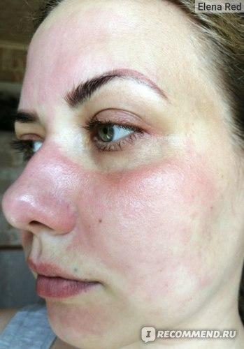 Пилинг для лица Planeta Organica persian almond face peeling фото