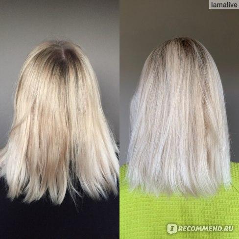 Оттеночный бальзам Palette пепельный блонд