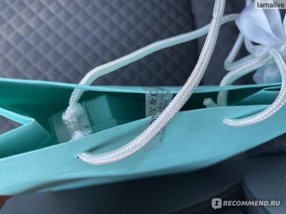 Tiffany & Co отзывы покупателей