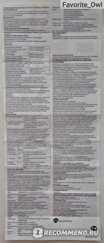 Антибиотик Зиннат: полная инструкция