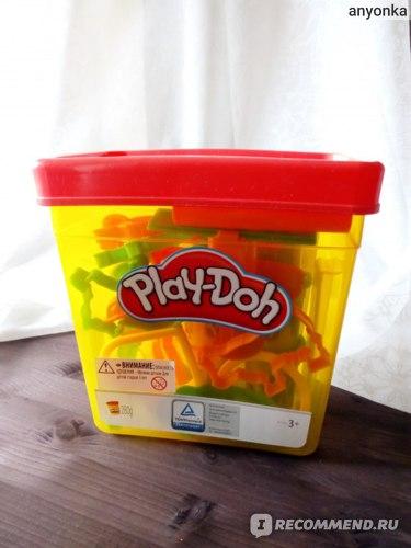 """Play-Doh Набор """"Контейнер с инструментами"""" фото"""