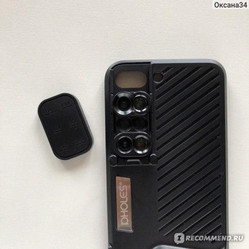Макролинзы для Iphone 7 Plus и 8 Plus