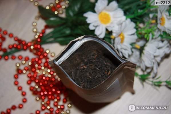Плантационный чай Долина чая  Ассам Борпатра (Delicate) фото