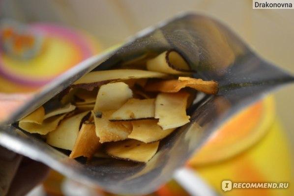 Чипсы кокосовые Coco Deli со вкусом ванили фото