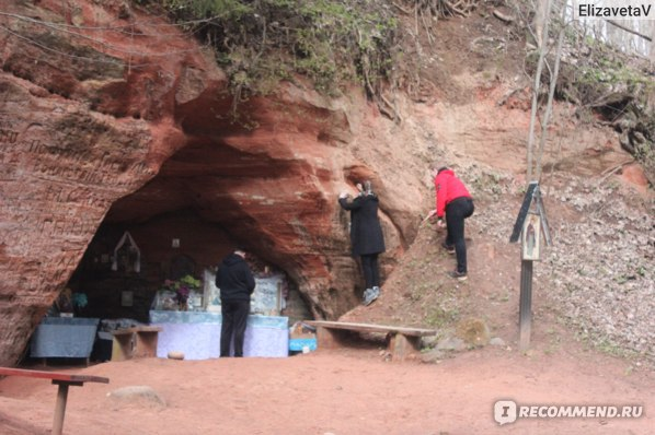 Трутневская пещера, дер.Трутнево, Гдовский район, Псковская область, Россия фото