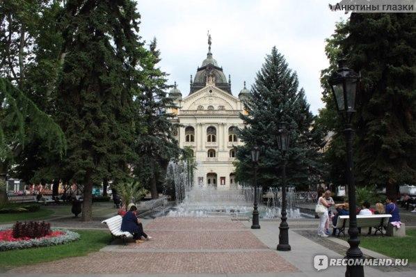 Словакия, Кошице фото