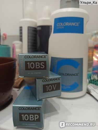 Краска для волос без аммиака Goldwell Тонирование - COLORANCE фото