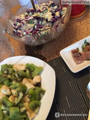 Фруктово- овощная диета фото