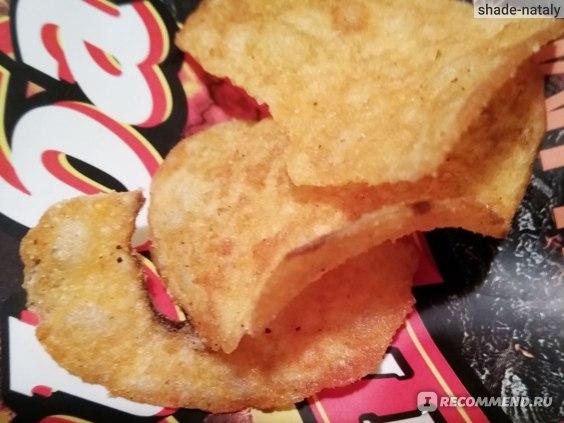 Чипсы Белпродукт Бульба chips Extremum со вкусом острого перца