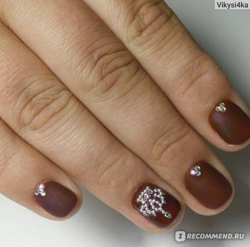 Матовый закрепитель для гель- лака YO!nails PLUSHKA фото