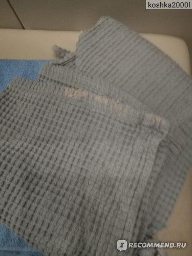 выдаваемые халаты - полный треш