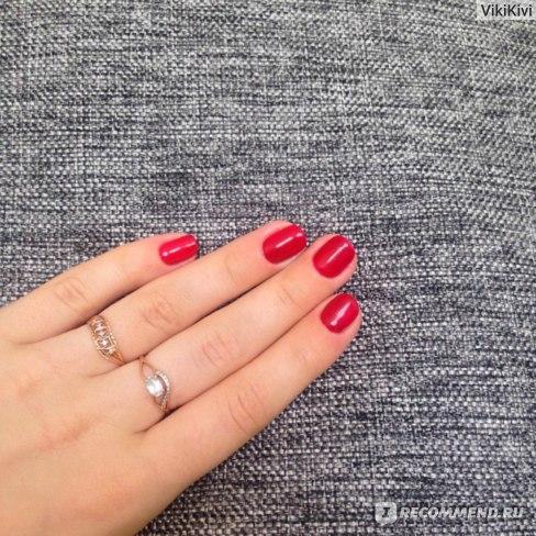 Гель-лак для ногтей Elite99 Color coat soak-off gel polish фото