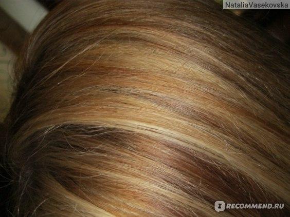 Бальзам для волос SYOSS Glossing Shine-Seal эффект ламинирования фото