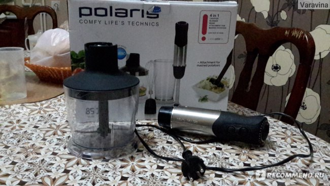 Блендер Polaris  PHB 0815AL фото