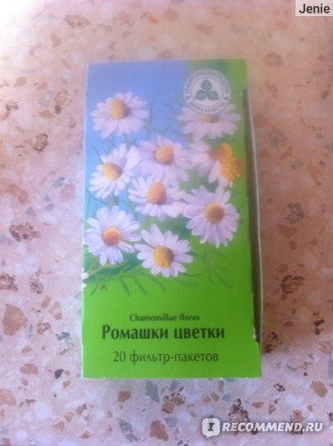 Лекарственные растения КРАСНОГОРСКЛЕКСРЕДСТВА Ромашки цветки фото