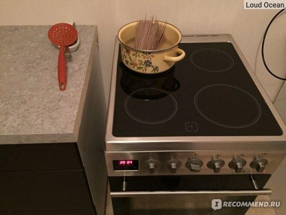 Электрическая плита HAIER HCC56FO2X фото