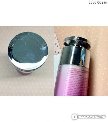 Крем для лица Icon Skin Aqua Recovery с гиалуроновой кислотой и минералами фото