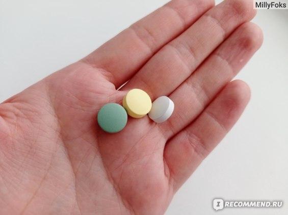 Витамины Алфавит В сезон простуд