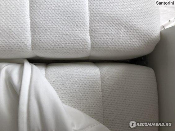 Кушетка ИКЕА БРИМНЭС с 2 матрасами/2 ящиками фото