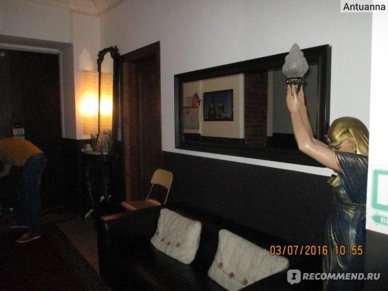 Иссакиевский отель 2*, Россия, Санкт-Петербург фото