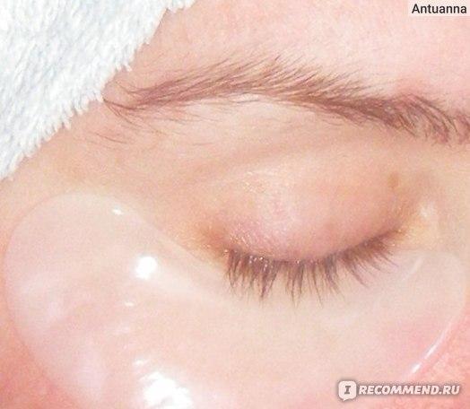 Маска для кожи вокруг глаз Tinydeal.com Коллагеновая маска 5 Pairs Collagen Crystal Bionic Eye Masks Black Eye Treatment Masks Eye Contour Masks for Women Ladies HCI-76674  фото