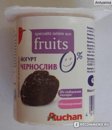 Какие йогурты можно при диете дюкана
