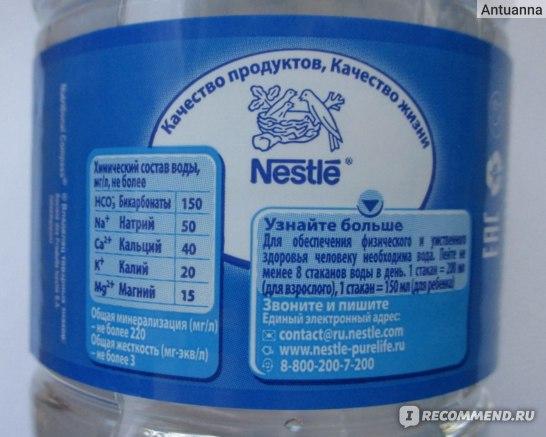 Вода со смачивателем состав