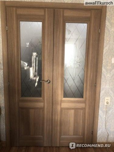 Полотно дверное Пино Краснодеревщик фото