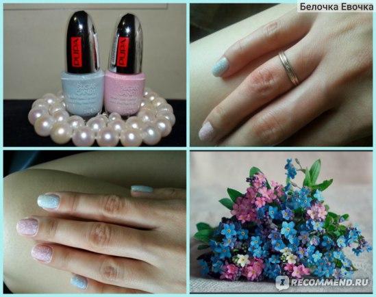 Лак для ногтей Pupa SUGAR CANDY фото