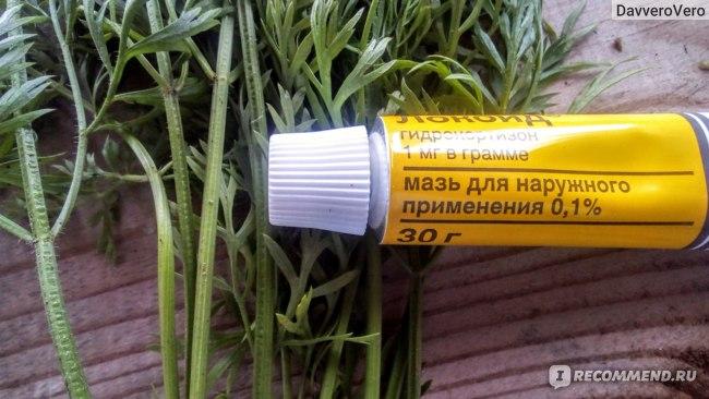 Гормональные препараты Yamanouchi Pharma S.p.A. Локоид фото