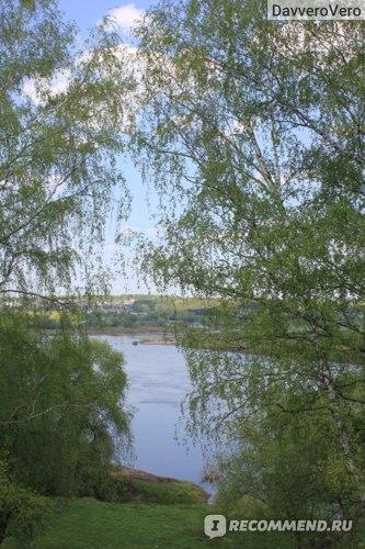 Таруса, река Ока