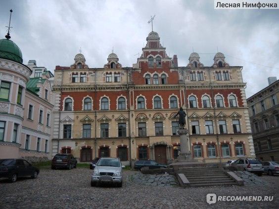 Выборг (Россия) фото